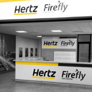 hertz lanseria