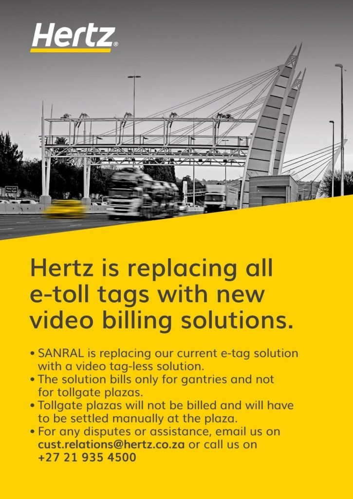 etoll announcement