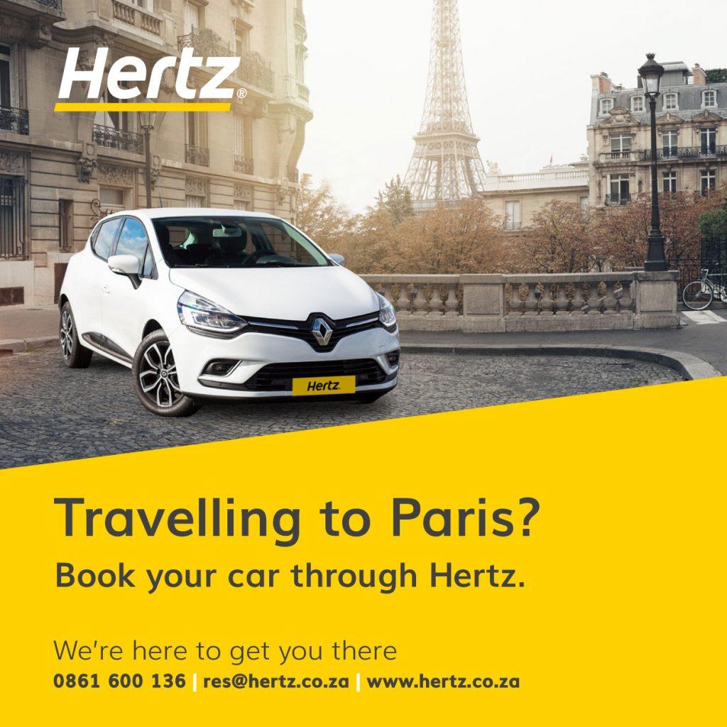 hertz paris
