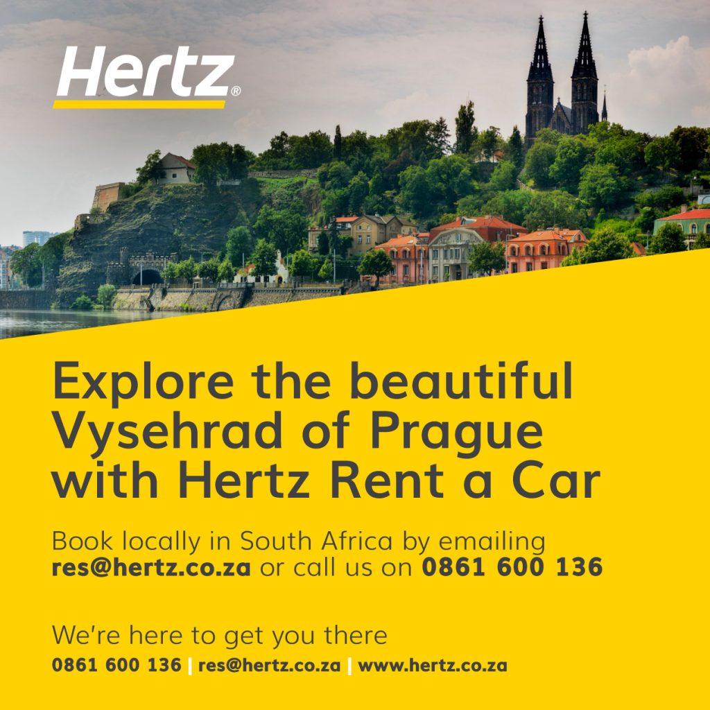 hertz prague