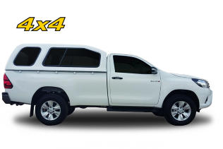 hertz hilux single cab