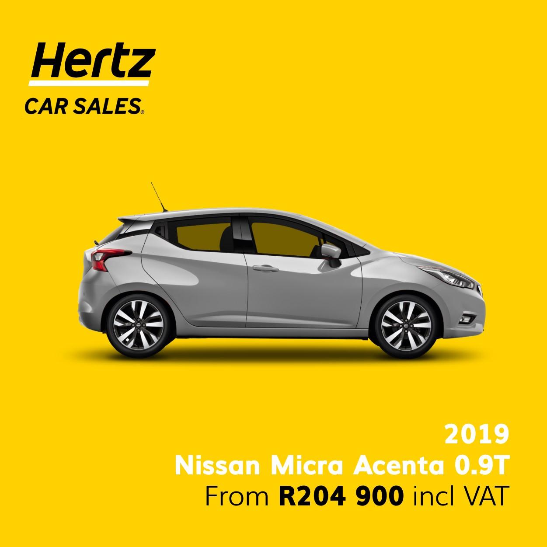 2019 Nissan Micra Accenta 0.9T