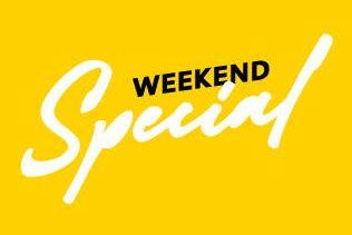 hertz weekend deal